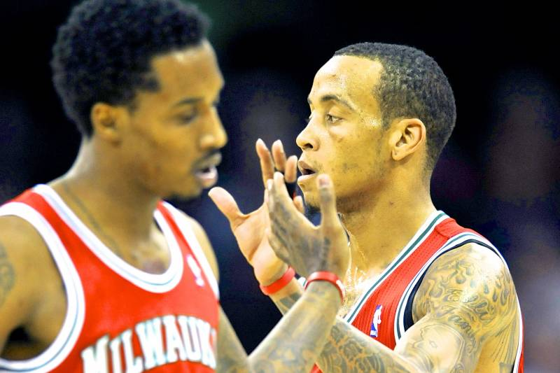 Brandon Jennings-Monta Ellis Backcourt Finally Proving How