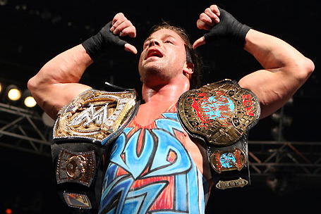 Rob Van Dam: Why Former TNA Star Would Be a Great Fit in WWE
