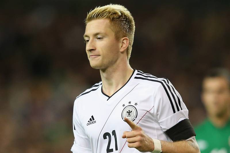 wholesale dealer 962ca d8e99 Why Marco Reus Will Shine Brighter Than Messi at World Cup ...