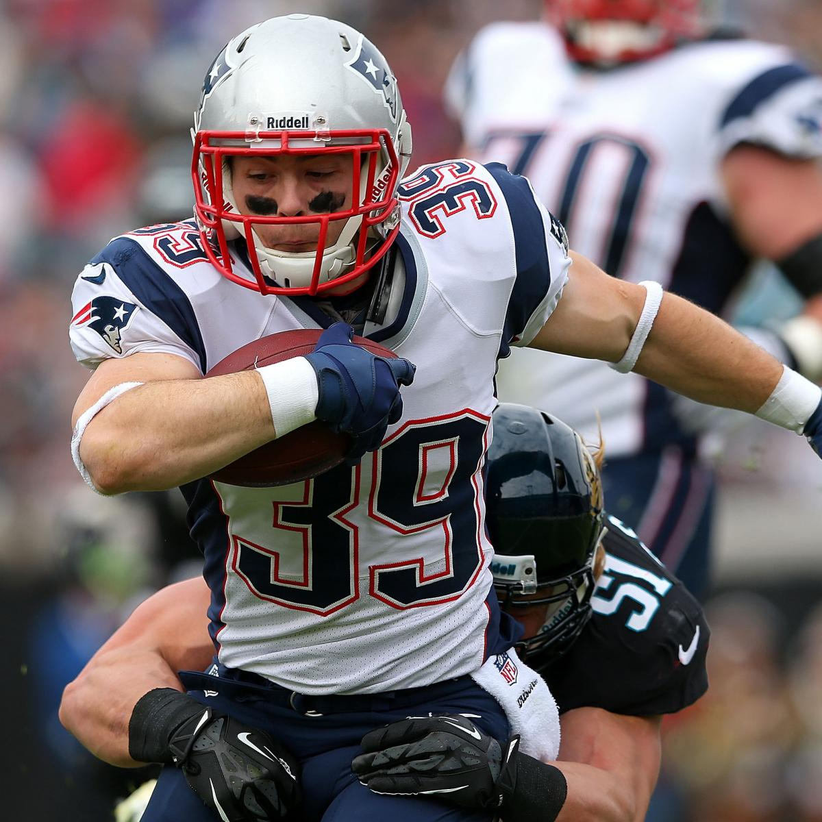 San Diego Chargers Danny Woodhead: How Does The Signing Of Danny Woodhead Impact Ryan Mathews