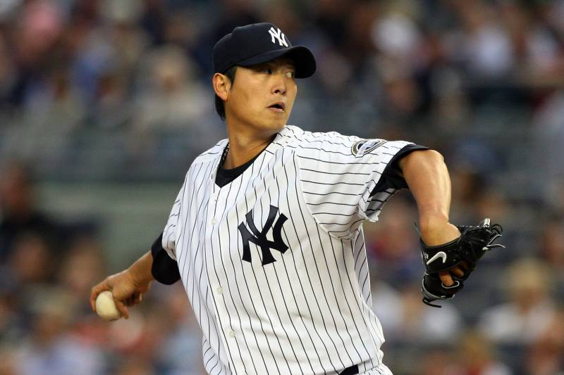 New York Yankees: Why Chien-Ming Wang Signing Was a Great Move for ...