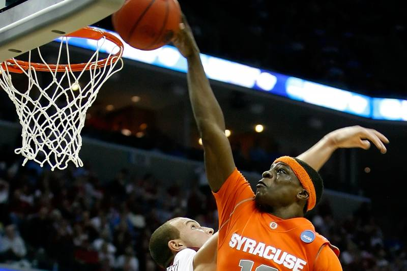 Syracuse Runs Out Of Gas Flynn Walks Away As Big East