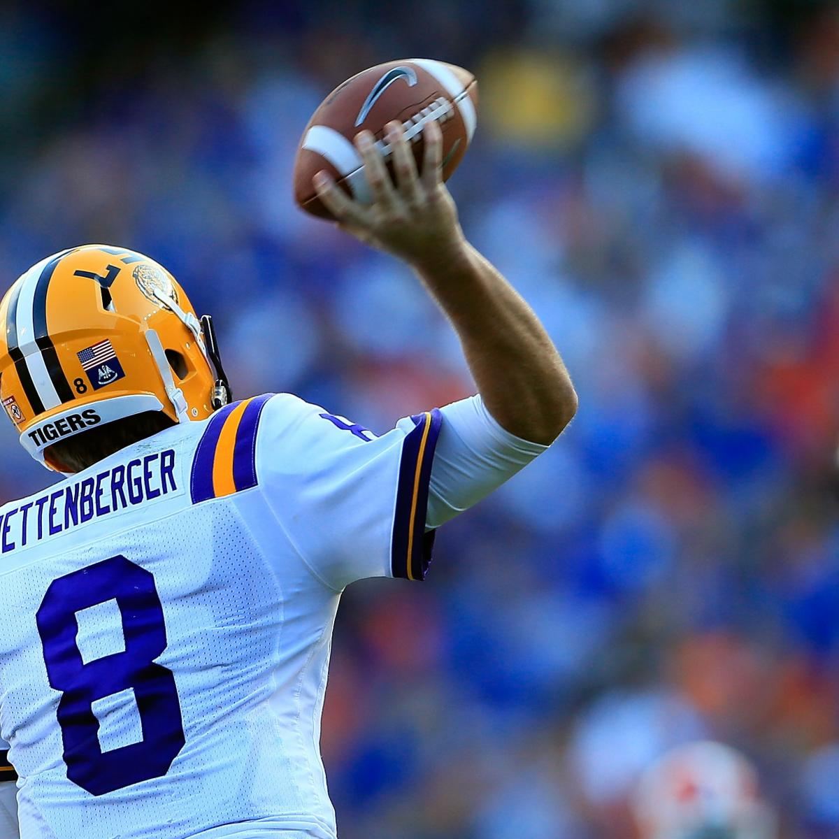 LSU Football: Who Shined in Tigers' First Spring Scrimmage ...