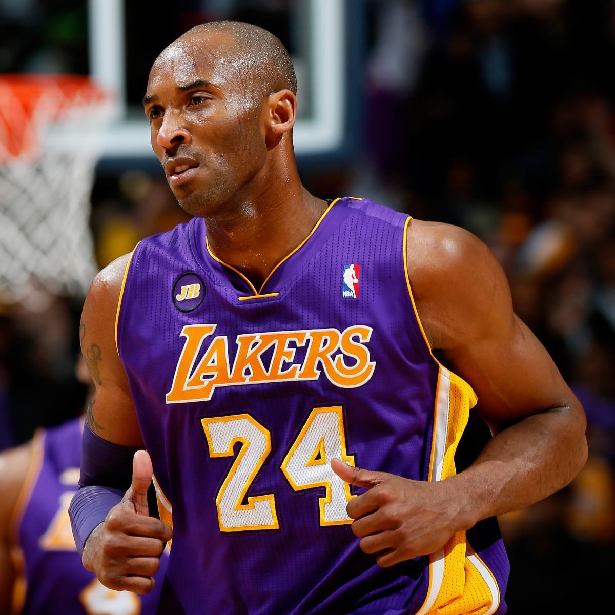 Ranking the Best Seasons of Kobe Bryant's Career   Bleacher Report ...