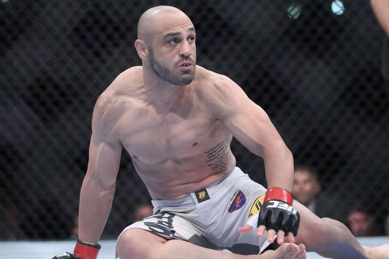 UFC match Making rencontre quelqu'un de nouveau après une rupture