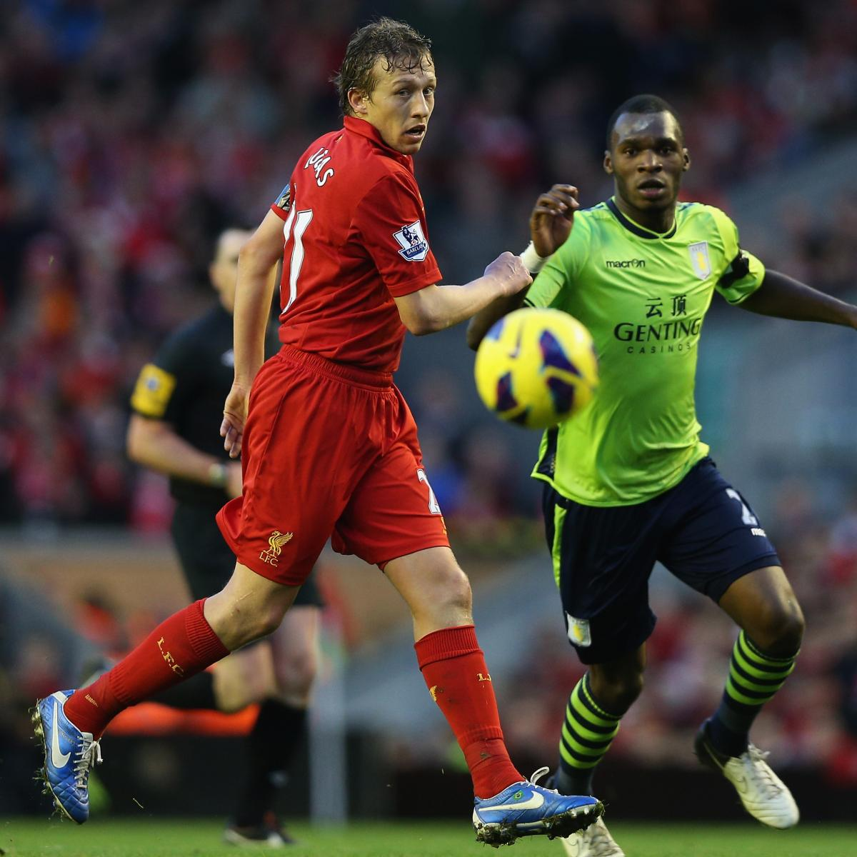 Liverpool Vs. Aston Villa Preview: Picking A Reds Starting