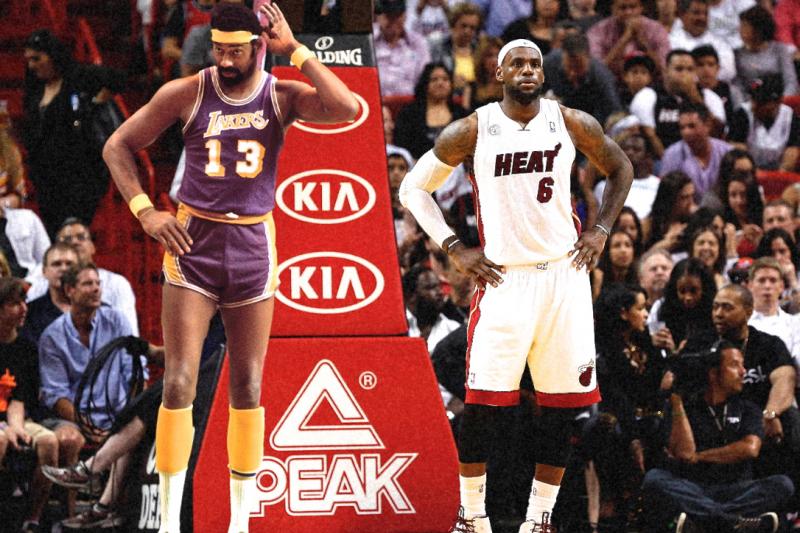 972ac78da Who s Better  2012-13 Miami Heat or 1971-72 Lakers