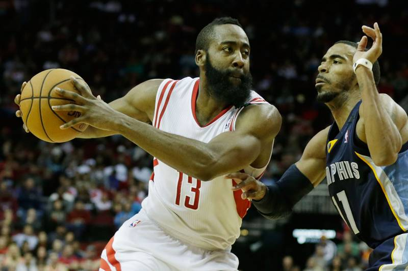 2fedb63c625 Houston Rockets vs. Memphis Grizzlies  Live Blog