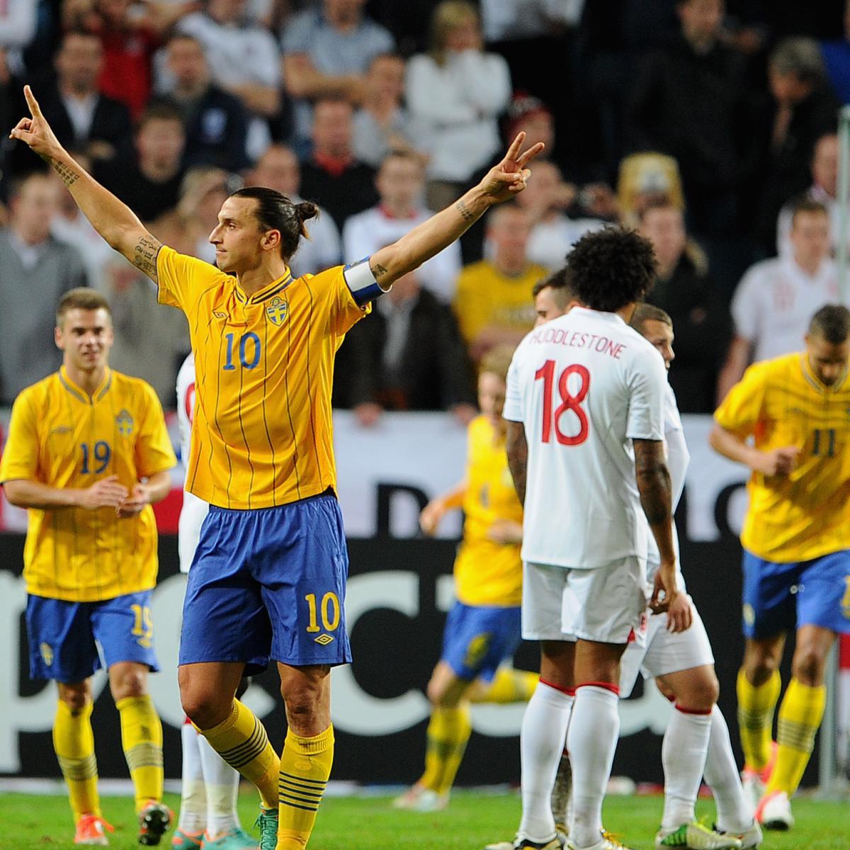 Wondergoal By Zlatan: 11 Ridiculously Good Overhead Kicks
