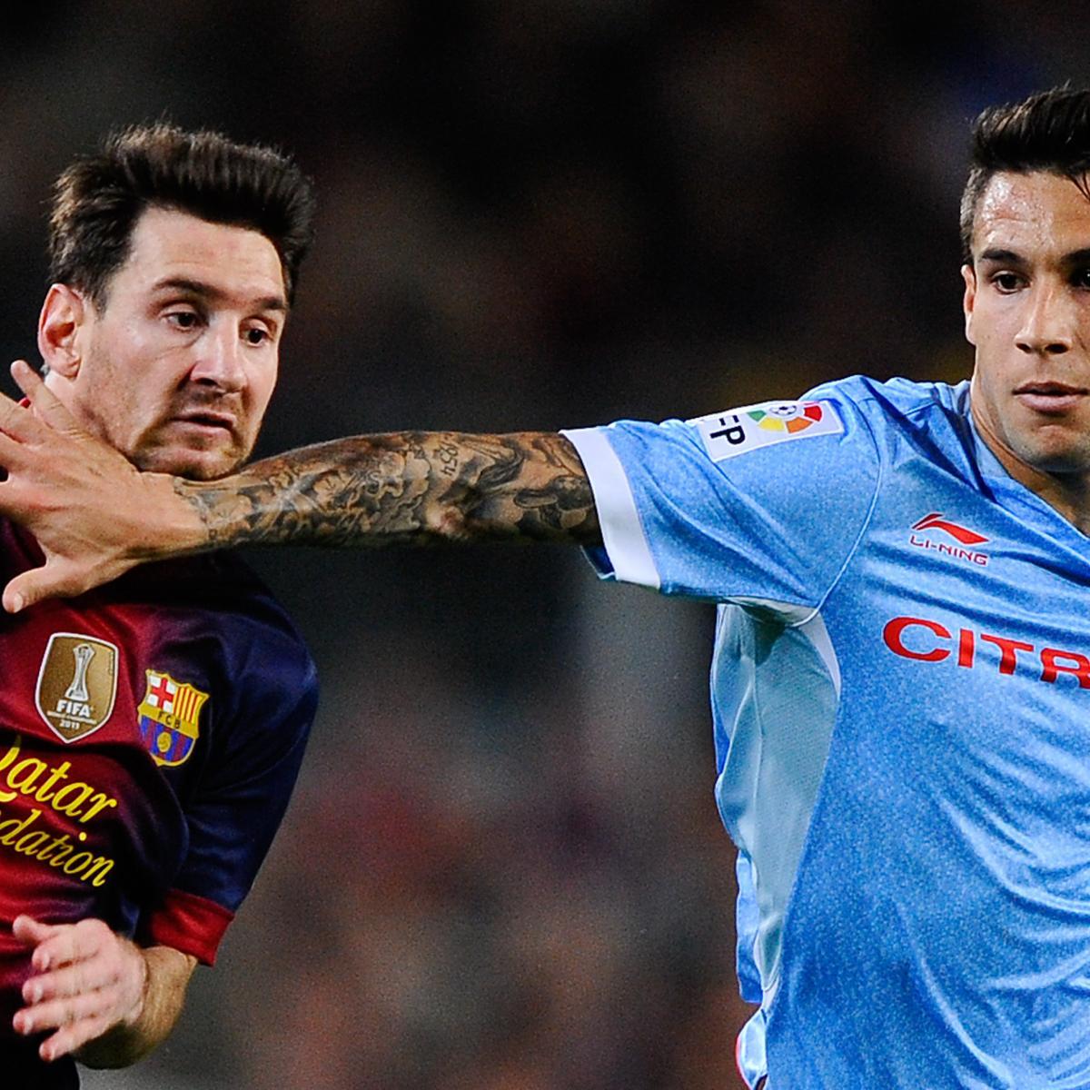 Celta Vigo Vs. FC Barcelona: Rating The Teams And