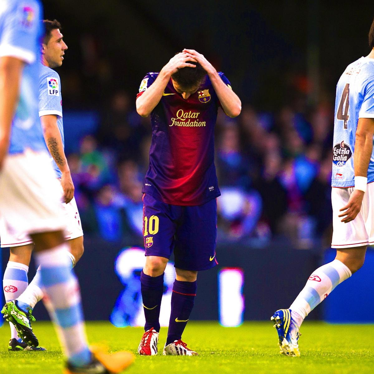 Celta Vigo Vs Barcelona Direct: Barcelona Vs. Celta Vigo: Score, Grades And Postmatch