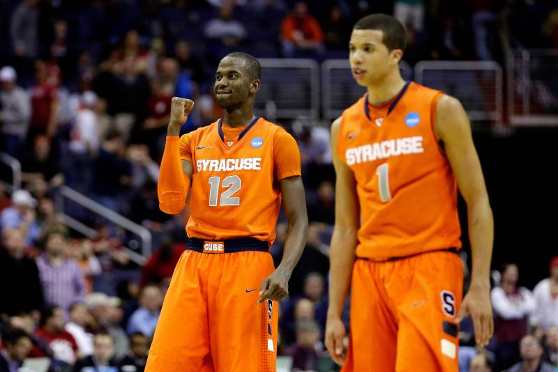 Syracuse Vs Marquette Live Score Highlights And Elite 8