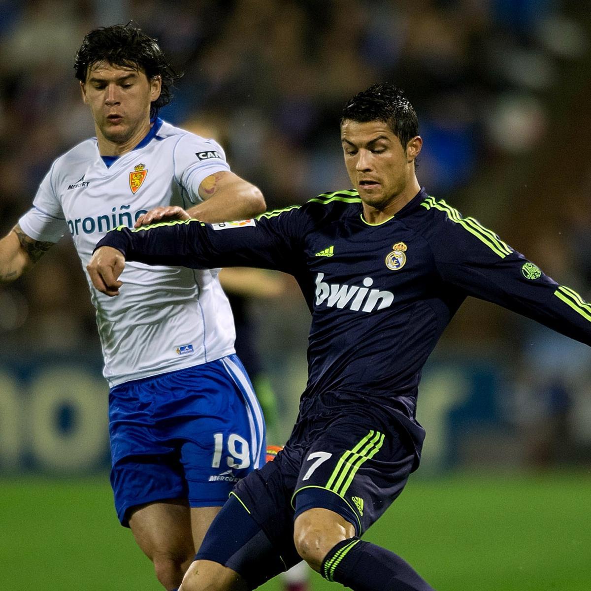 Celta Vigo Vs Barcelona Live Commentary: Real Madrid Vs. Real Zaragoza: Score, Grades And Post