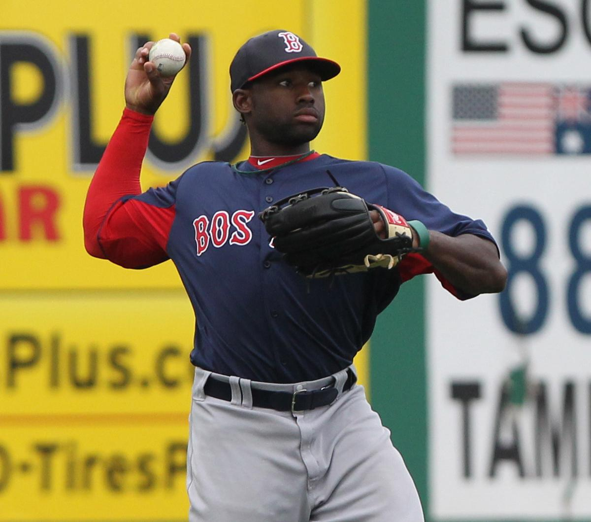 Jackie Bradley Jr. Officially Makes Boston Red Sox's