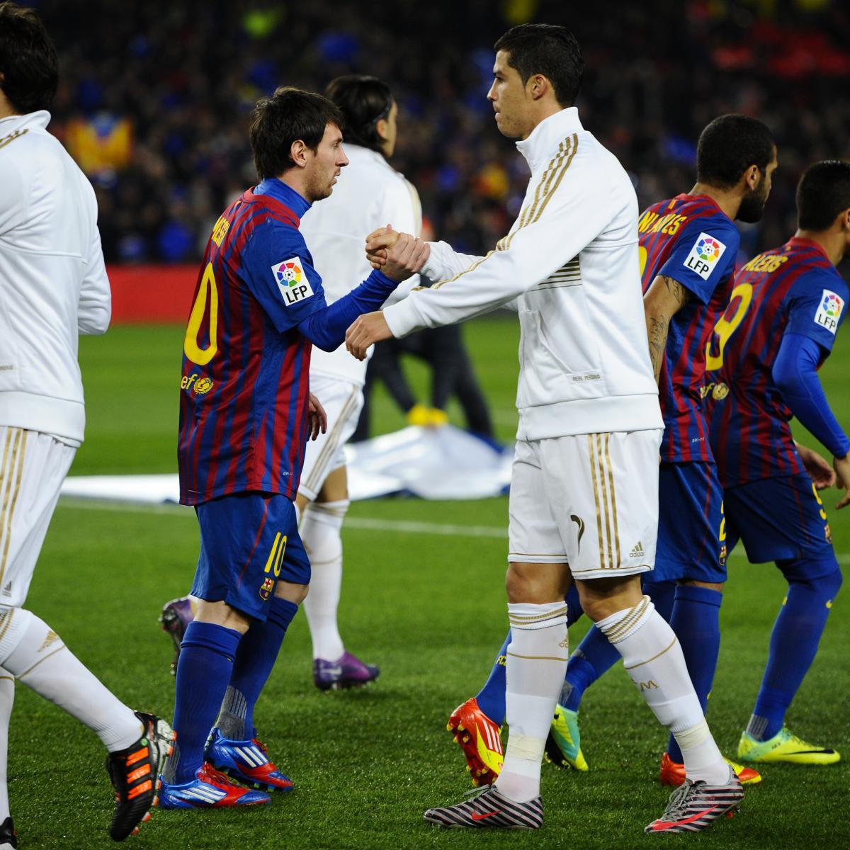 Lucas Moura Vs Barcelona: Cristiano Ronaldo Vs. Lionel Messi Would Be Dream