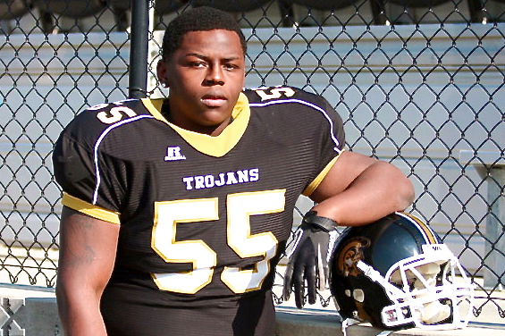outlet store 8ef50 615a6 Dontavius Russell Commits to Georgia: Bulldogs Land Massive ...