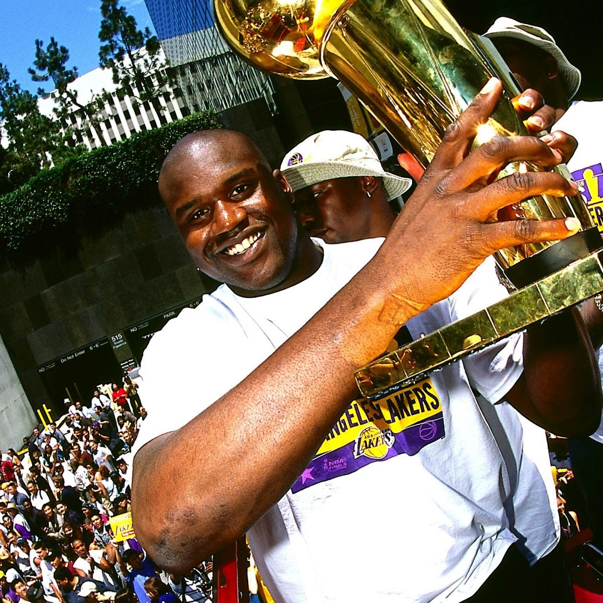 from Moments Shaquille  O