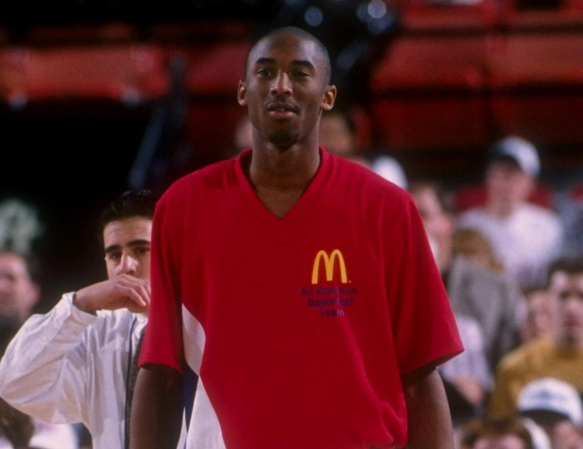 f04c474bf32 Flashback of McDonald s All-American Game Performance from NBA s Biggest  Stars