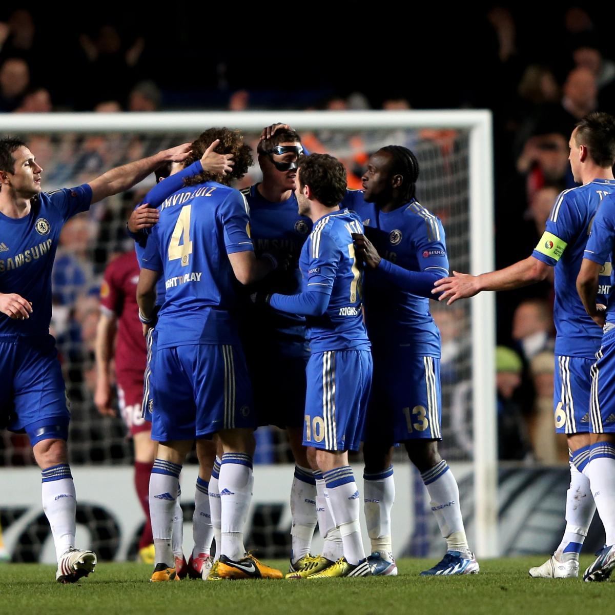 Chelsea vs Rubin: Score, Grades and Post-Match Reaction ...