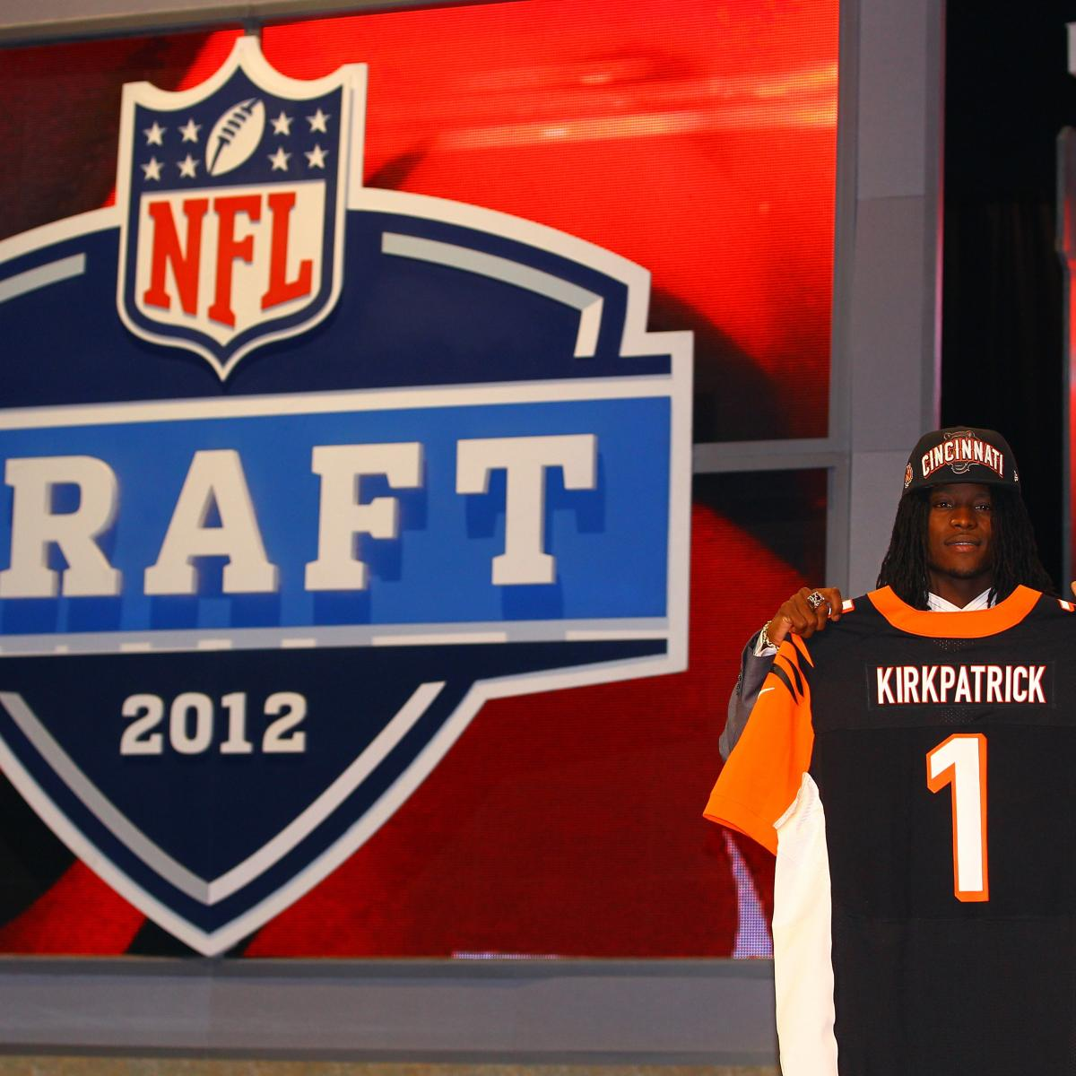 Latest News Updates: Cincinnati Bengals 2013 Draft Updates: Latest News, Trade