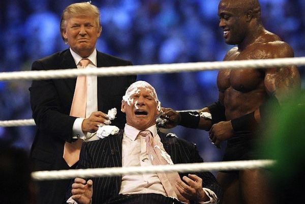 WWE: Donald Trump Challenges Vince McMahon to Match at ...