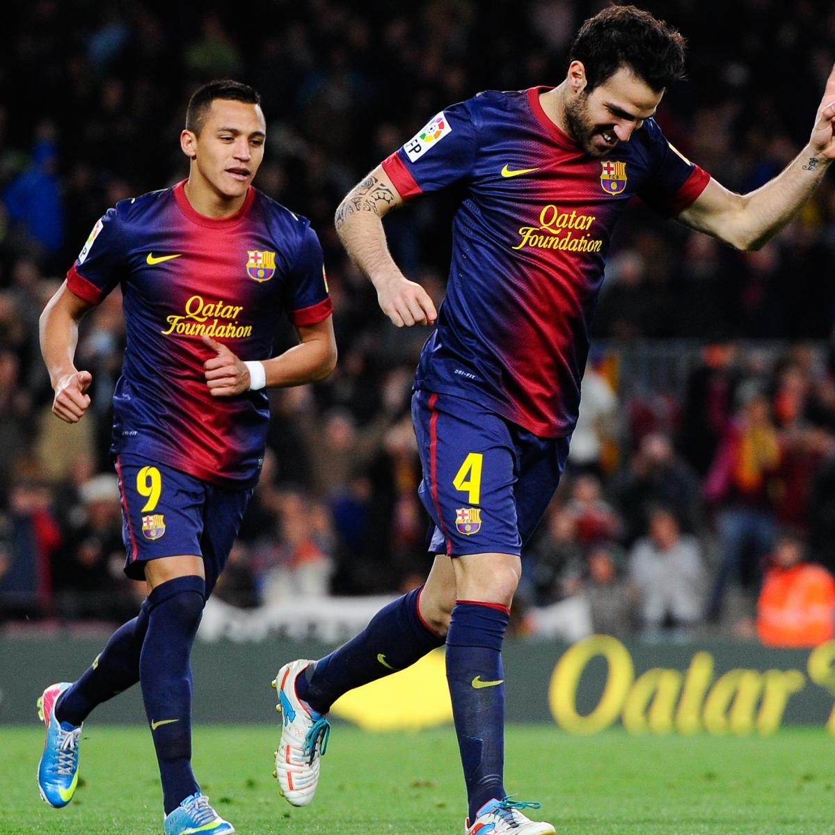 Psg Vs Chelsea Live Score Highlights From Champions: Barcelona Vs. PSG: Complete Champions League Quarterfinal