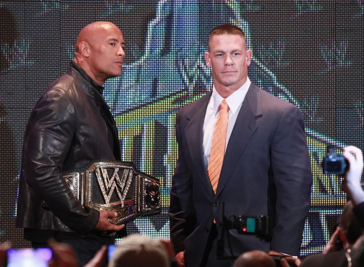 WWE WrestleMania 29: Most Memorable Moments   Bleacher ...