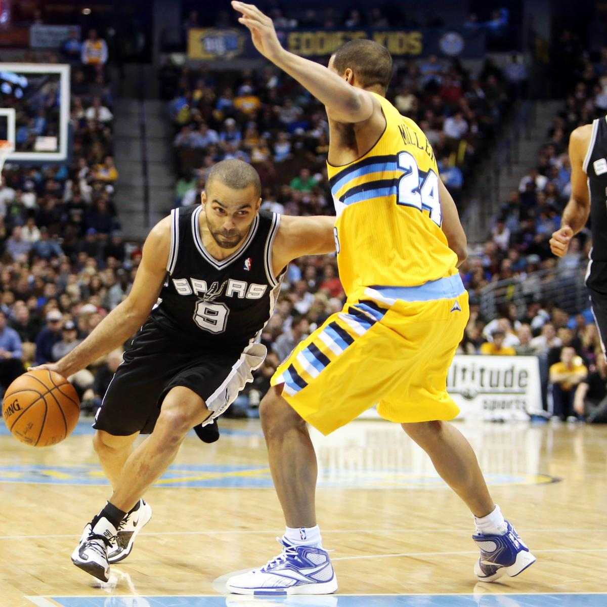 NBA Picks: San Antonio Spurs Vs. Denver Nuggets
