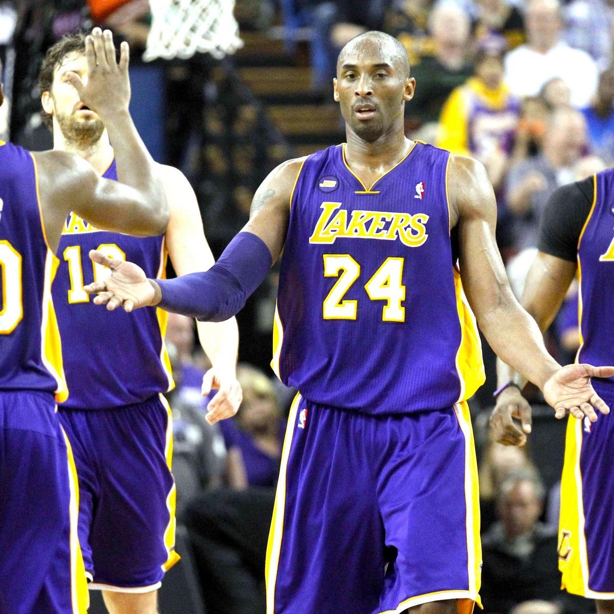Portland Blazers Game Score: LA Lakers Vs. Portland Trail Blazers: Live Score, Results