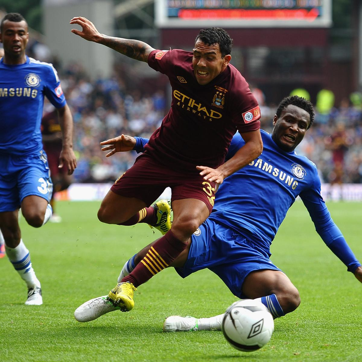 Chelsea vs. Manchester City: Key Battles to Watch in FA ...