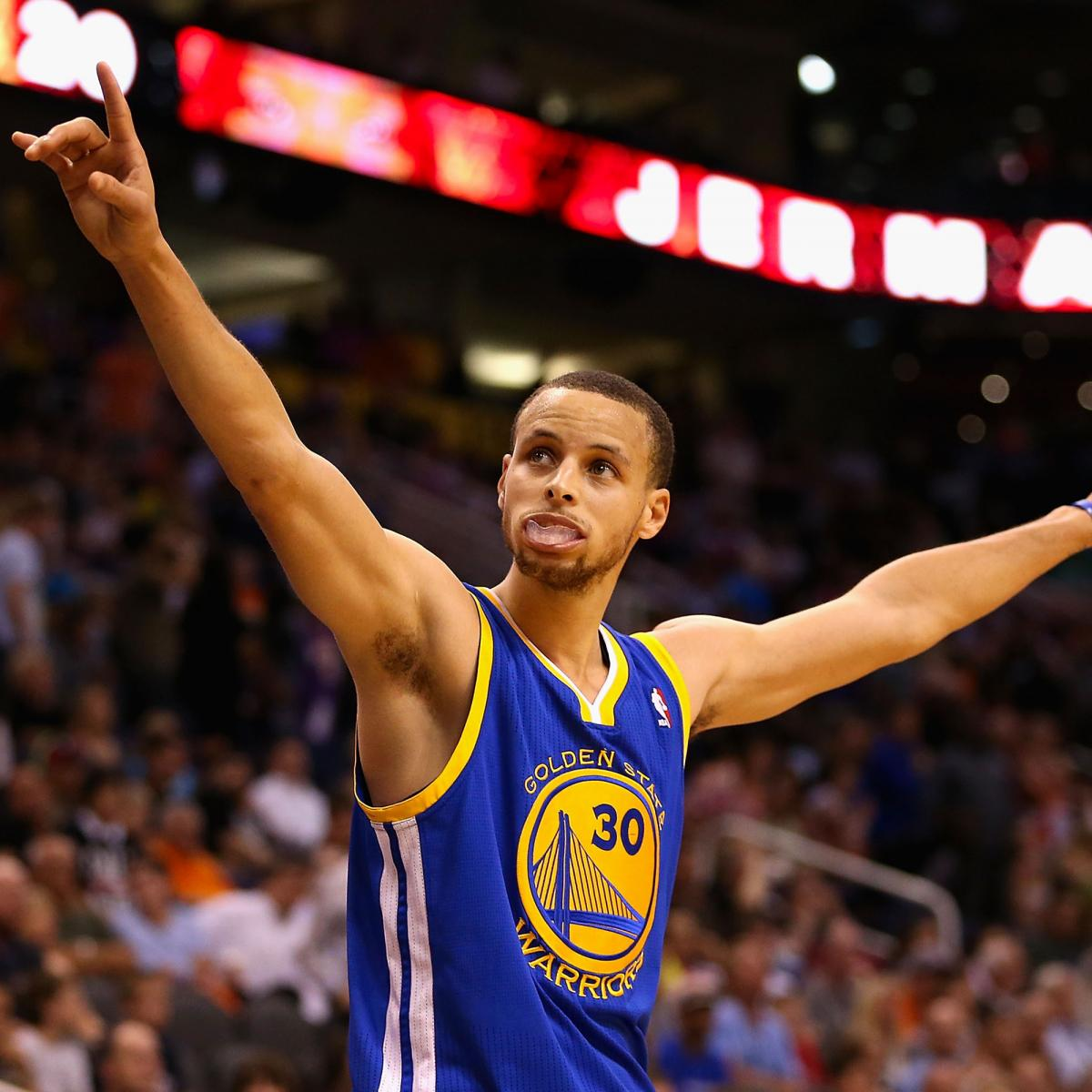 Stephen Curry's 47-Point Game Shows Why Warriors Are