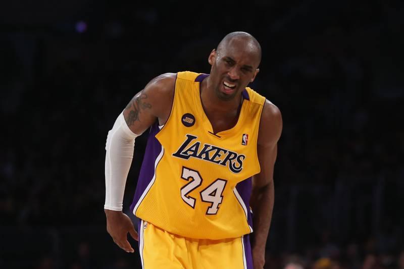 Lakers News: Kobe Bryant's Injury One of the Saddest Scenes
