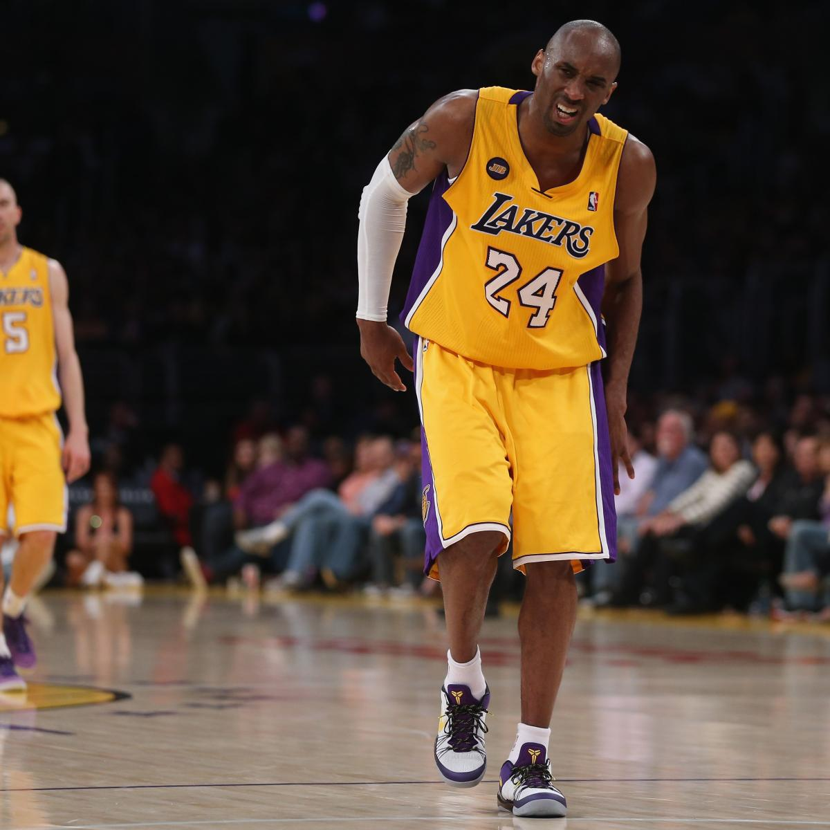 670dee4d778 What Kobe Bryant Must Do to Come Back from Surgery and Prove  Doubters   Wrong