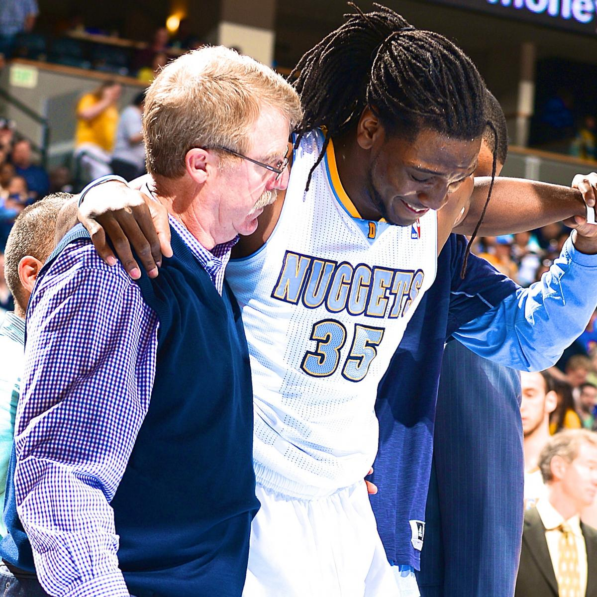 Kenneth Faried Injury: Updates On Denver Nuggets Forward's