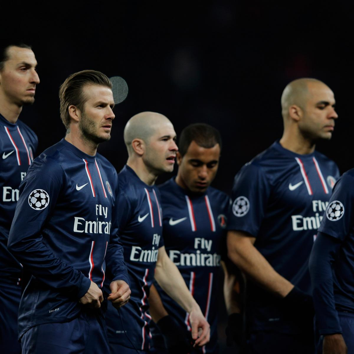 5 Rumoured Big-Name Summer Transfer Targets For Paris