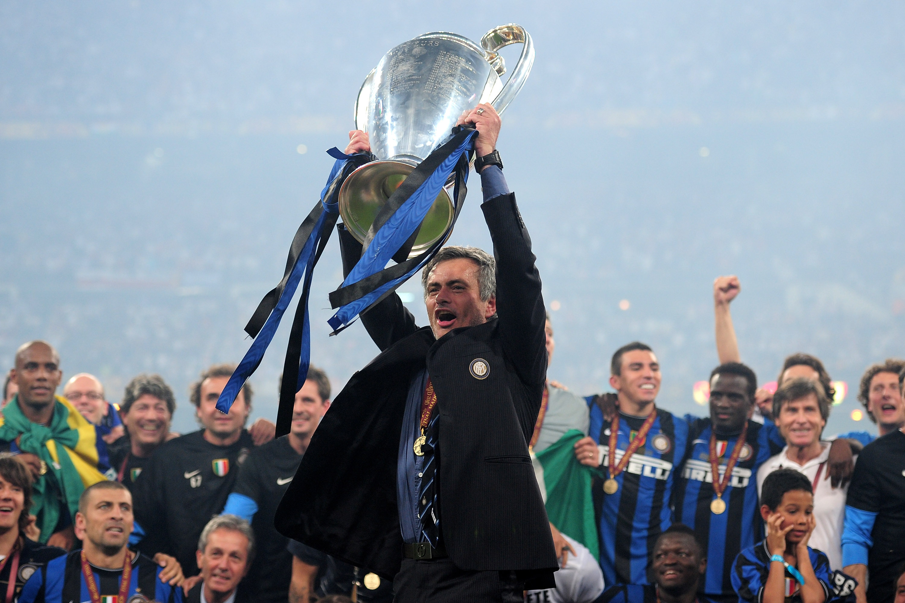 Inter Milan: Would Jose Mourinho Ever Return to the Nerazzurri? | Bleacher  Report | Latest News, Videos and Highlights