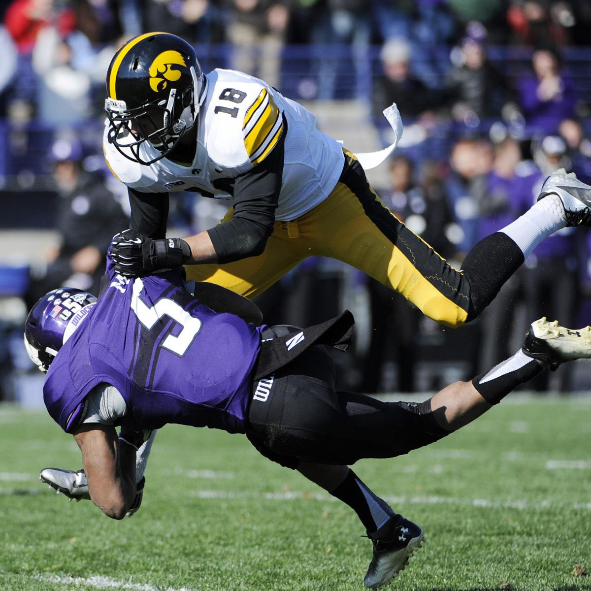 Micah Hyde Scouting Report: NFL Outlook for Iowa CB ...