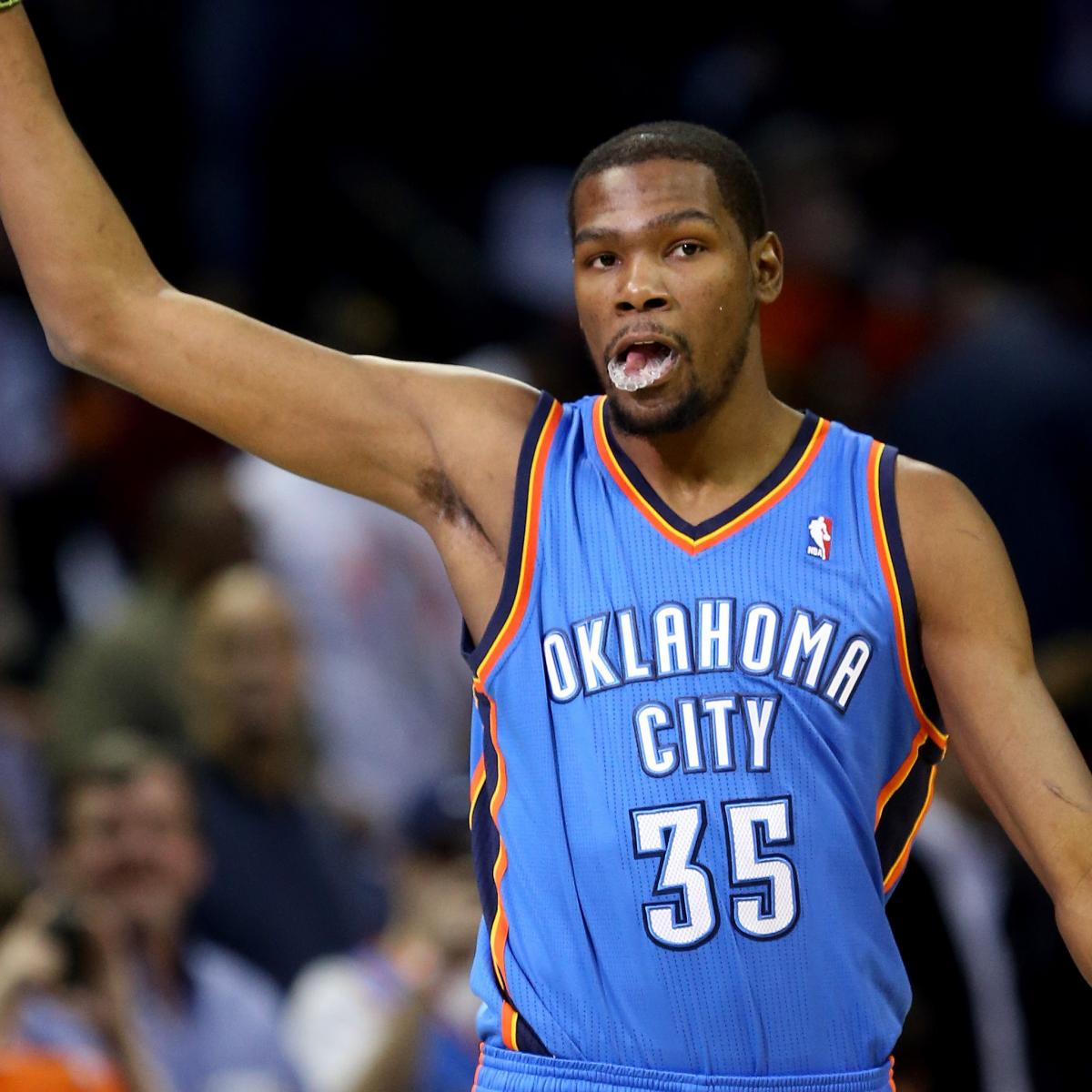 Would OKC Thunder Rather Play Lakers, Rockets or Jazz in 2013 Playoffs? | Bleacher Report ...