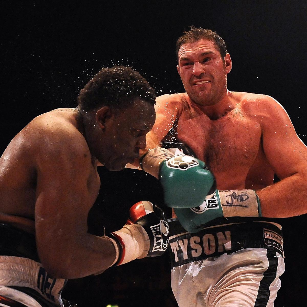 Is Tyson Fury The Next Great Heavyweight?