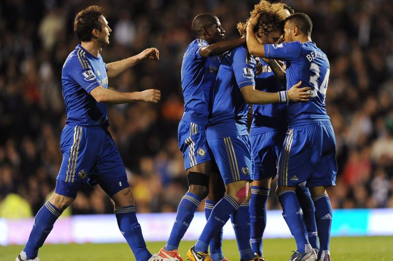Fulham Vs Chelsea Score Grades And Post Match Reaction Bleacher Report Latest News Videos And Highlights