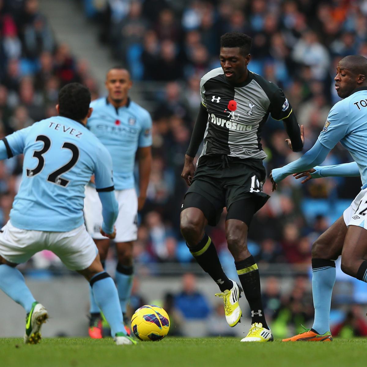 Tottenham Hotspur Vs Man United Tickets: Tottenham Hotspur Vs. Manchester City: 4 Key Battles To