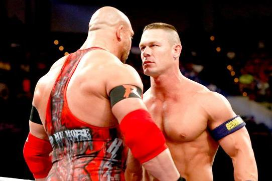 John Cena vs. Ryback Is a Failure If It Ends with Both as Faces | Bleacher  Report | Latest News, Videos and Highlights