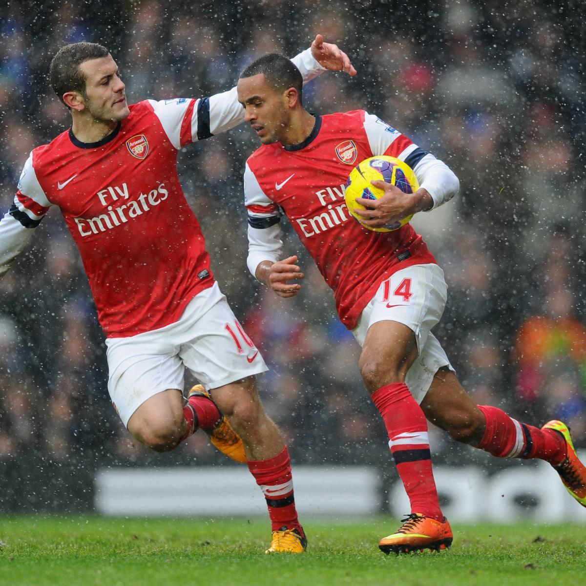Arsenal FC: 10 Predictions for Next Season | Bleacher ...
