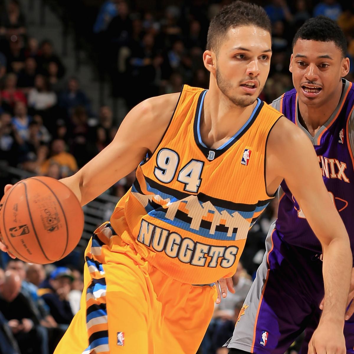 Golden State Warriors Vs. Denver Nuggets Betting Odds: NBA