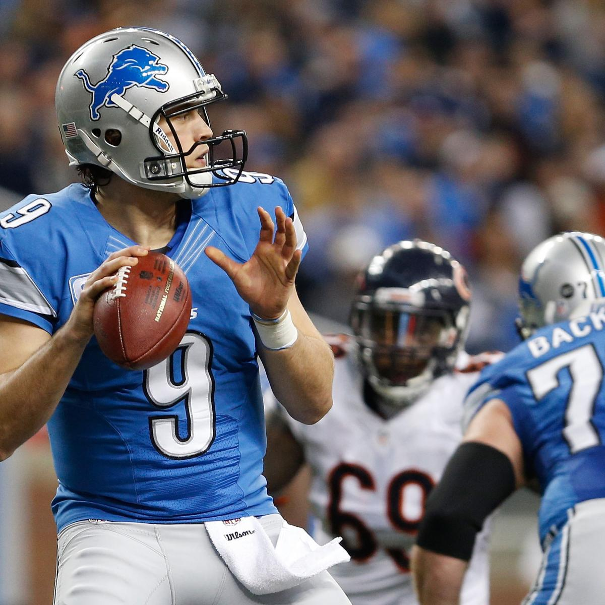 2013 Detroit Lions Schedule Game By Game Predictions