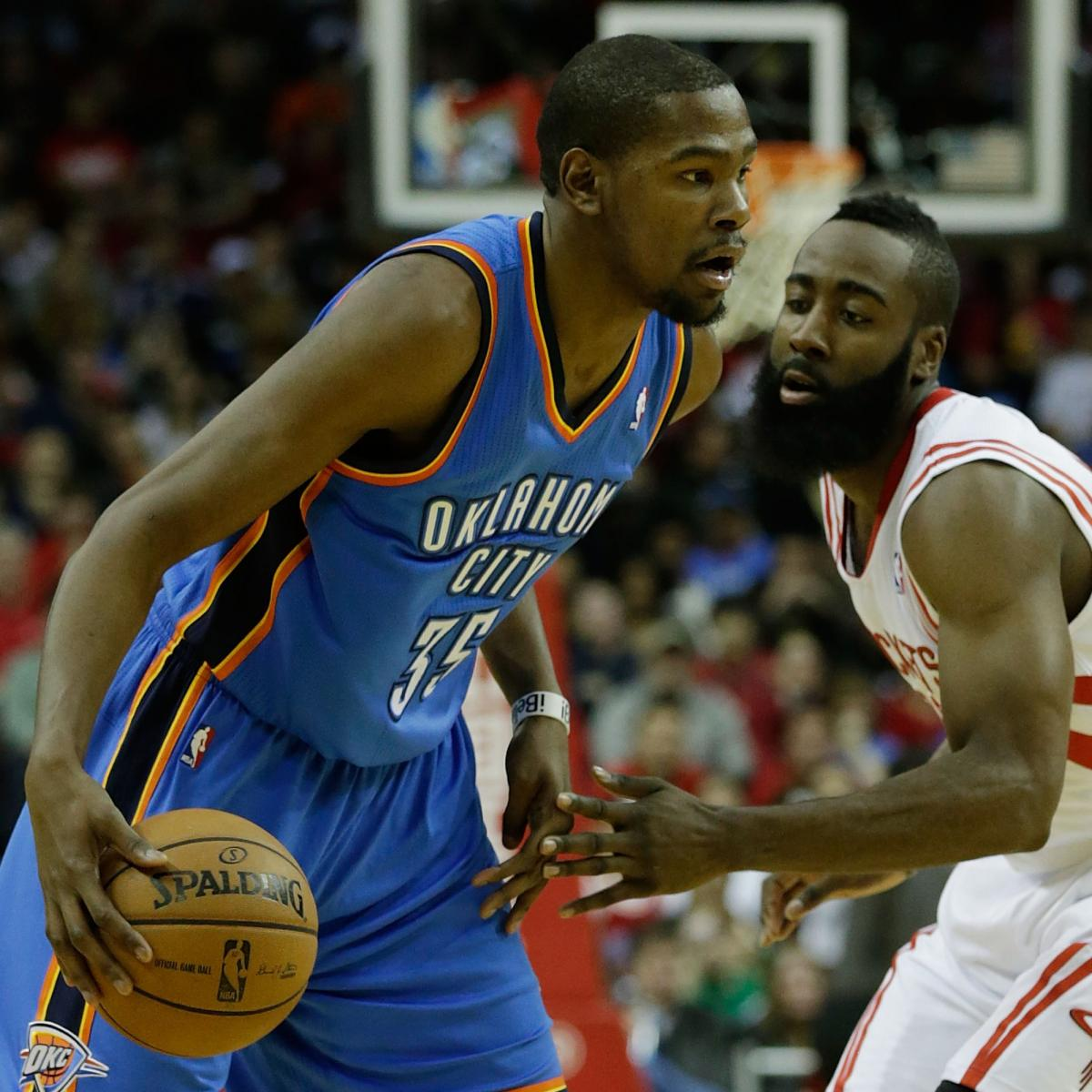 Game-by-Game Predictions for Oklahoma City Thunder's ...