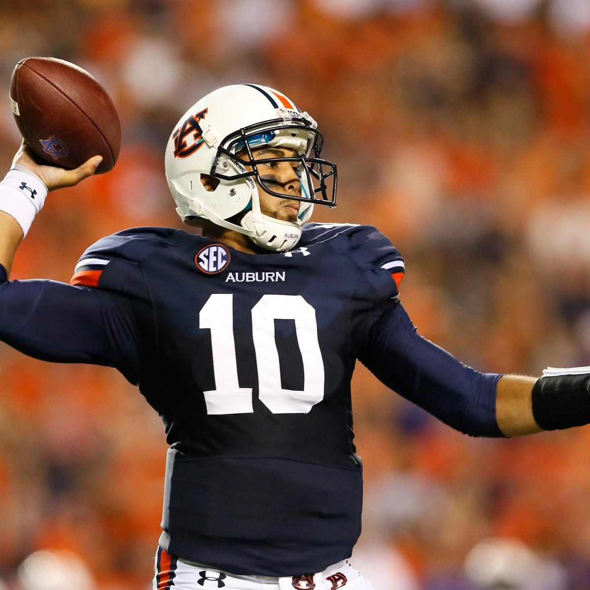 Auburn Spring Game 2013: Key Storylines to Watch in Tigers ...