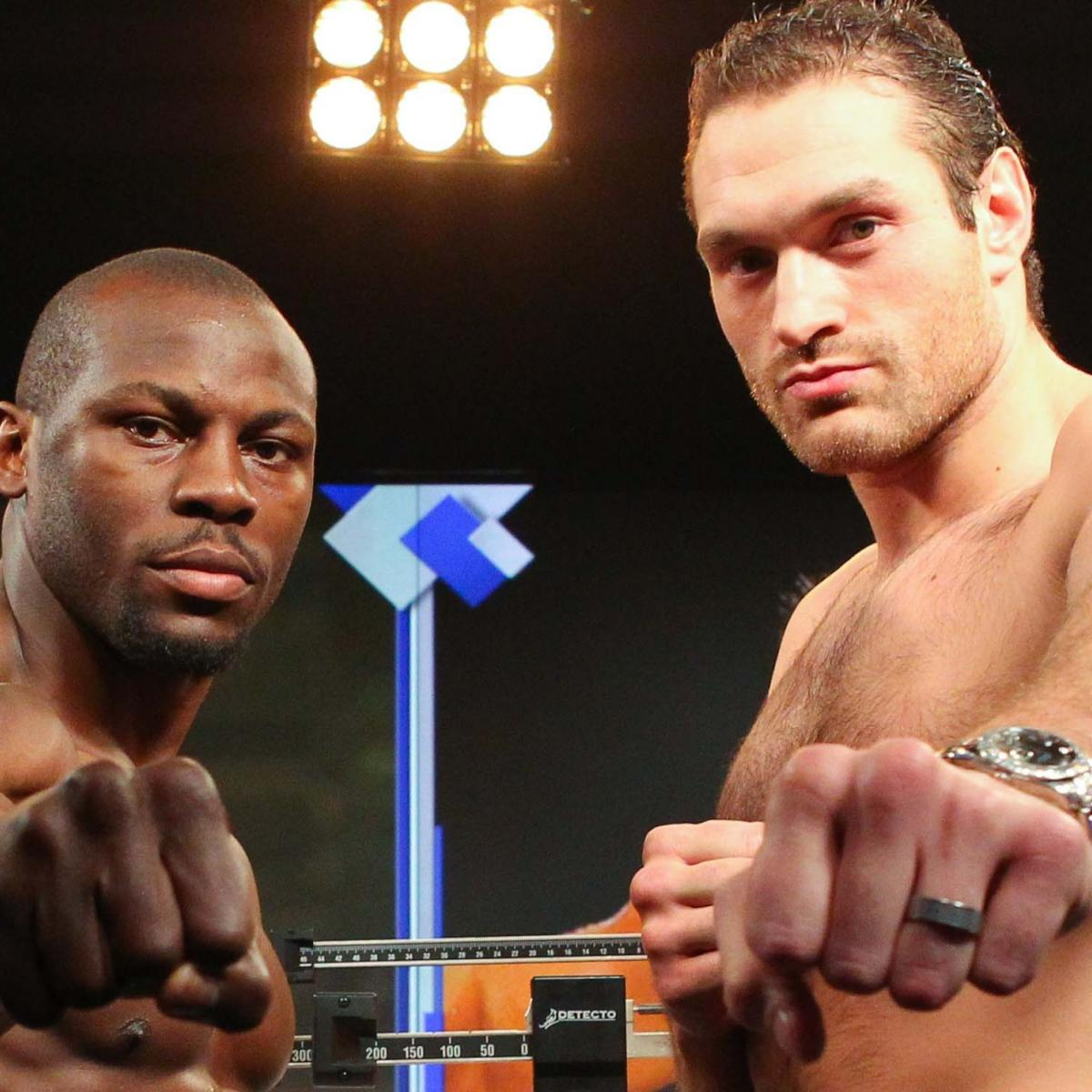 Tyson Fury Defeats Steve Cunningham Via 7th Round KO