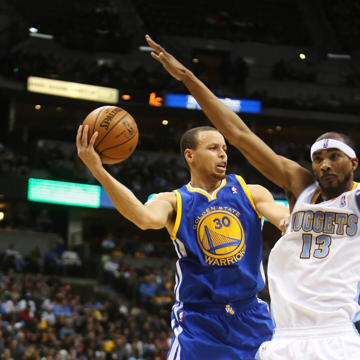 Denver Nuggets X Golden State Warriors: Golden State Warriors Vs. Denver Nuggets: Postgame Grades