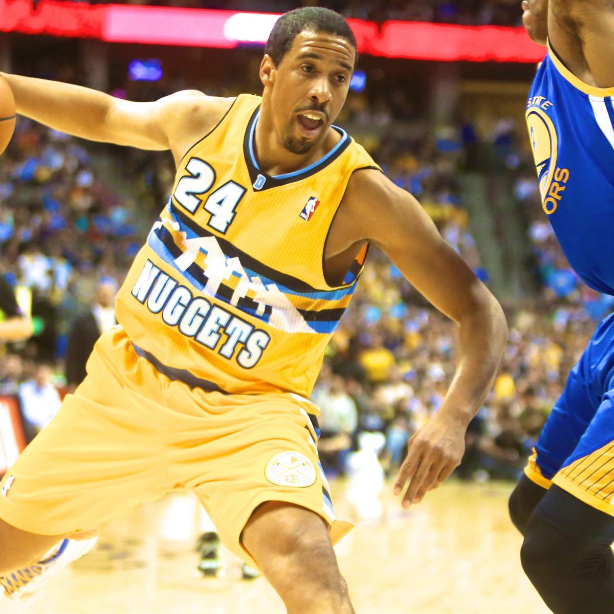Nuggets Quarter Season Tickets: Golden State Warriors Vs. Denver Nuggets: Game 1 Score